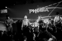 Next, Delhi's Phobia showcased a new sound, steeped in electronic hardcore.<br/><span class='courtesyName'> Photo Courtesy - Vijay Kate  </span>