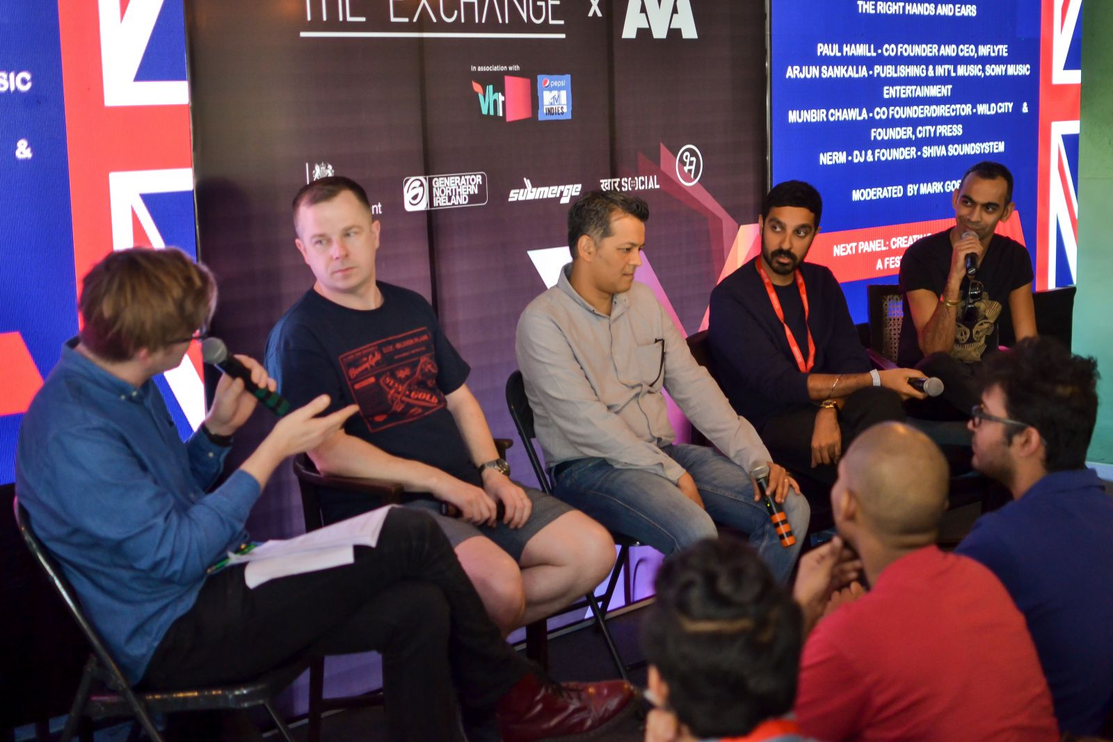 Music conference The Exchange returns in Mumbai